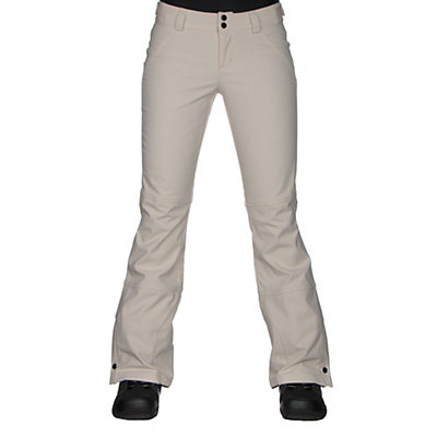 O'Neill Stretch Womens Snowboard Pants, Birch, viewer
