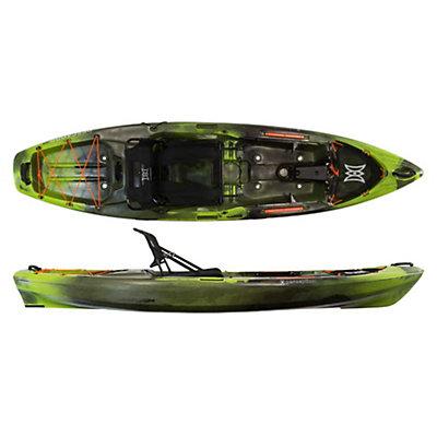 Perception Pescador Pro 10.0 Fishing Kayak 2016, Moss Camo, viewer