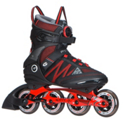 K2 F.I.T. Boa Inline Skates 2017, Black-Red, medium