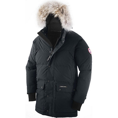 Canada Goose Emory Parka, Ink Blue, viewer