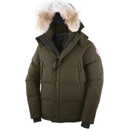 Canada Goose Wyndham Parka, Military Green, 256