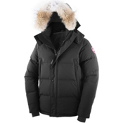 Canada Goose Wyndham Parka, Black, medium
