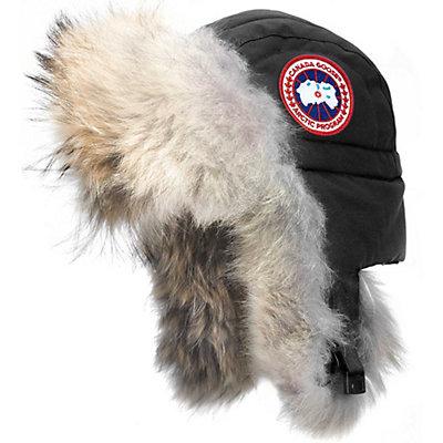 Canada Goose Aviator Womens Hat, Black, viewer