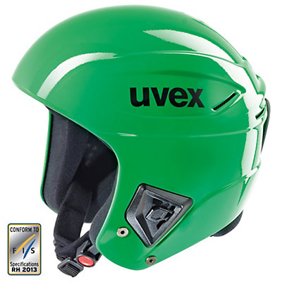 Uvex Race + Helmet, Green, viewer