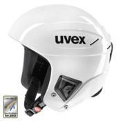 Uvex Race + Helmet 2017, All White, medium