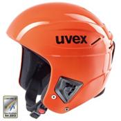 Uvex Race + Helmet 2017, Orange, medium
