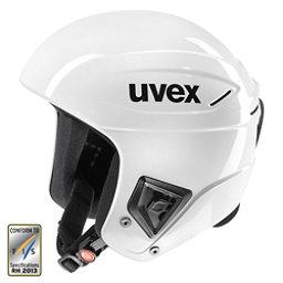 Uvex Race + Helmet 2018, All White, 256