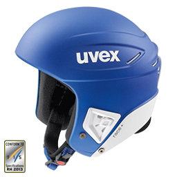 Uvex Race + Helmet 2018, Cobalt-White Matte, 256