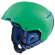 Uvex Jakk + Helmet 2017, Green-Blue Mat, medium