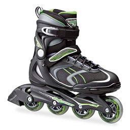 Bladerunner Advantage Pro XT Inline Skates 2017, Black-Green, 256