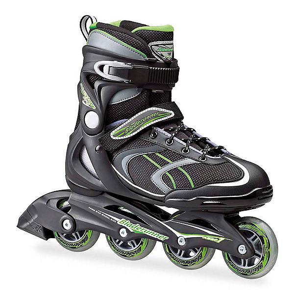 Bladerunner Advantage Pro XT Inline Skates 2017, Black-Green, 600