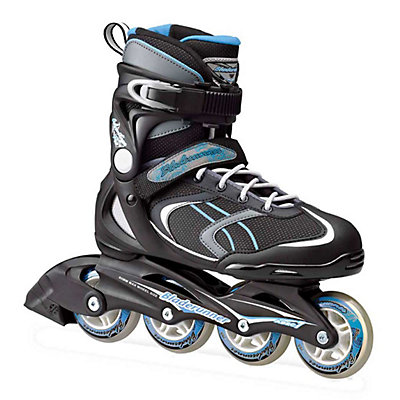 Bladerunner Advantage Pro XT Womens Inline Skates 2017, Black-Light Blue, viewer