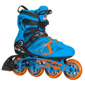 K2 VO2 90 Pro Inline Skates 2017, Blue-Orange, medium