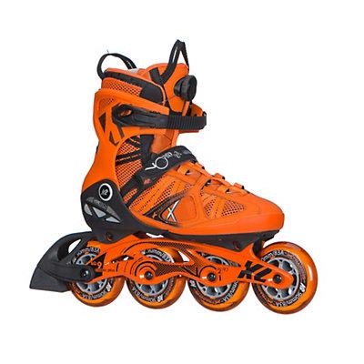 K2 VO2 90 Boa Inline Skates 2017, Orange, viewer