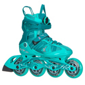 K2 VO2 90 Boa Womens Inline Skates 2017, Blue-Seafoam, medium