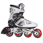 K2 VO2 100 X Pro Inline Skates 2017, Black-White, medium