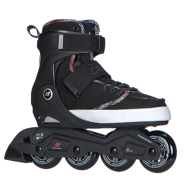 K2 Broadway Urban Inline Skates 2018, Black, 600