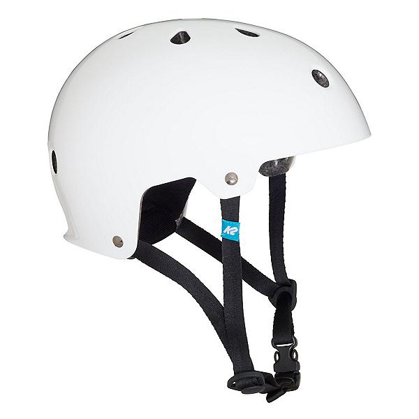 K2 Varsity Mens Skate Helmet 2017, White, 600