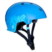 K2 Jr Varsity Boys Skate Helmet 2017, Blue, medium