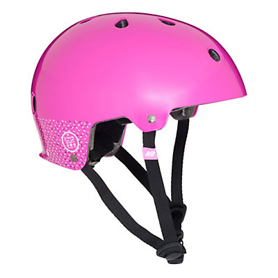 K2 Jr Varsity Girls Skate Helmet 2017, Purple, viewer