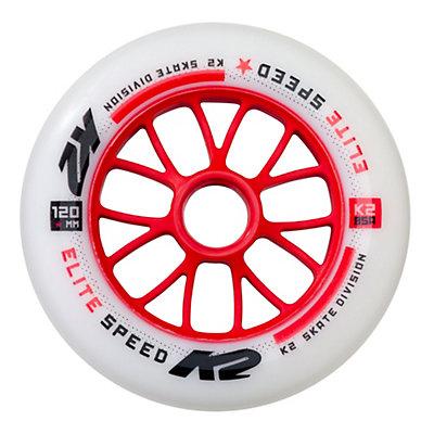 K2 Elite 120mm 85A Inline Skate Wheels 2017, , viewer