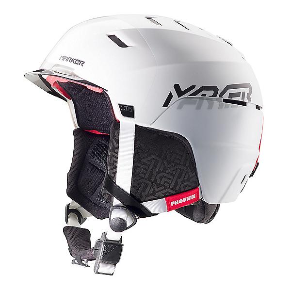 Marker Phoenix OTIS Helmet, 4 Block White-Grey, 600