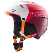 Marker Phoenix OTIS Helmet 2017, 4 Block Orange-Red, medium