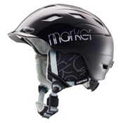 Marker Ampire W Womens Helmet 2017, 2 Block All Black, medium