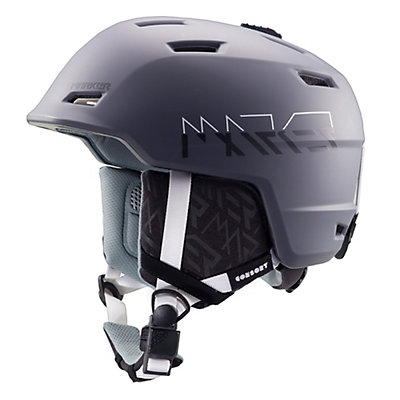 Marker Consort 2.0 Helmet 2017, Steel Grey, viewer