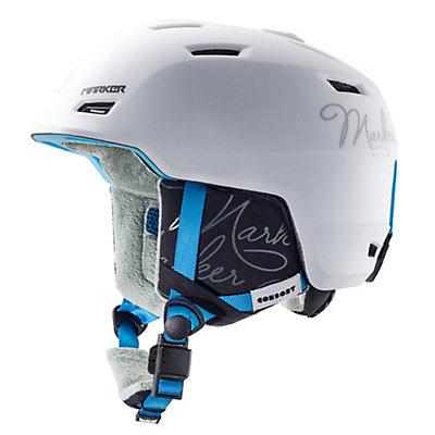 Marker Consort 2.0 Womens Helmet 2017, White, viewer