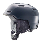 Marker Consort 2.0 Womens Helmet 2017, Midnight Grey, medium