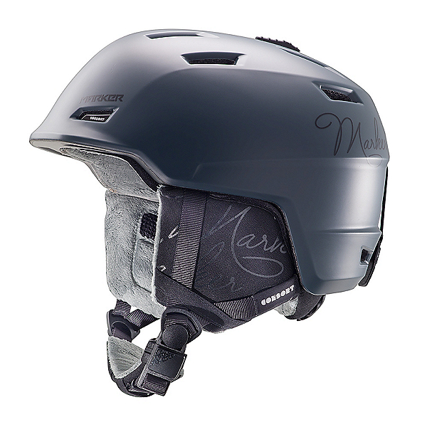 Marker Consort 2.0 Womens Helmet, Midnight Grey, 600