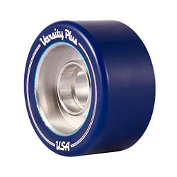 Riedell Varsity Plus 62 Roller Skate Wheels 2017, Blue, 256
