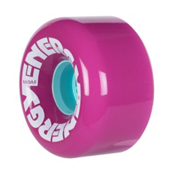 Riedell Energy Roller Skate Wheels 2017, Purple, medium