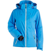 NILS Estelle Womens Insulated Ski Jacket, Glacier Blue, medium