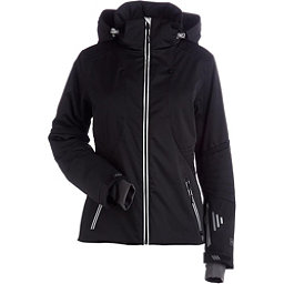 NILS Estelle Womens Insulated Ski Jacket, Black, 256