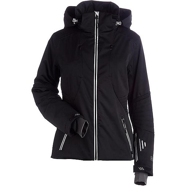 NILS Estelle Womens Insulated Ski Jacket, Black, 600