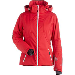 NILS Estelle Womens Insulated Ski Jacket, Cherry, 256