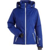 NILS Estelle Womens Insulated Ski Jacket, Indigo, medium