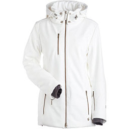 NILS Maribel Womens Insulated Ski Jacket, White, 256