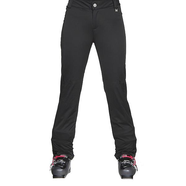 NILS Dominique Petite Womens Ski Pants, Black, 600