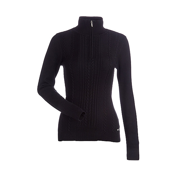 NILS Diana Womens Sweater, Black, 600