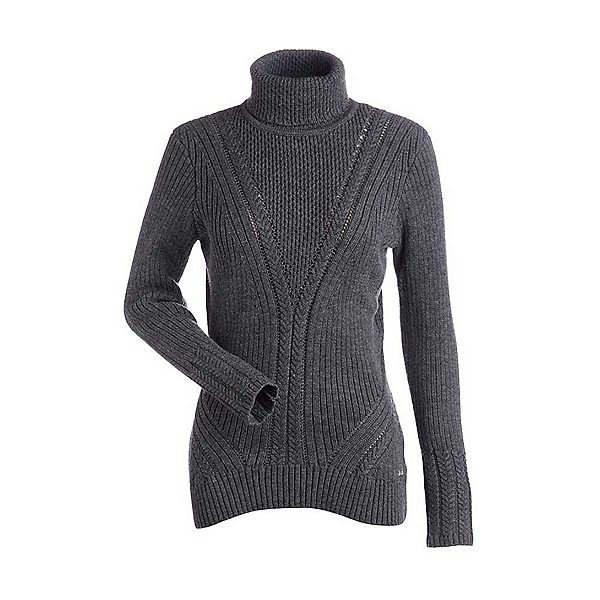 NILS Wendy Womens Sweater, Pewter, 600