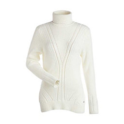 NILS Wendy Womens Sweater, Winter White, 256