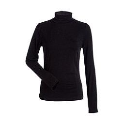 NILS Danielle Womens Long Underwear Top, Black, 256
