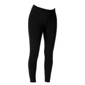 NILS Blaine Legging Womens Long Underwear Pants, Black, medium