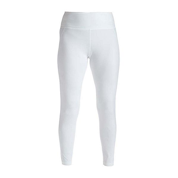 NILS Jenni Leggings Womens Long Underwear Pants, White, 600