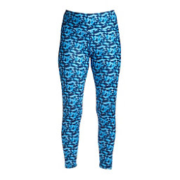 NILS Jenni Roc and Candy Print Leggings Womens Long Underwear Pants, Glacier Roc Candy Print, 256