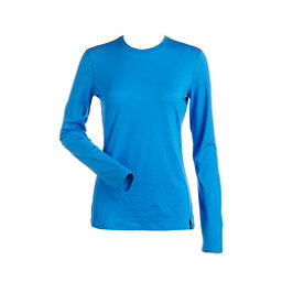 NILS Kayla Womens Long Underwear Top, Glacier Blue, 256