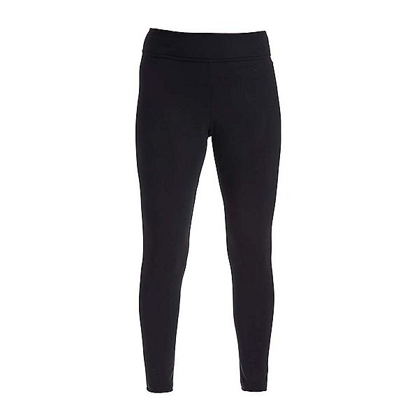 NILS Lindsay Leggings Womens Long Underwear Pants, Black, 600